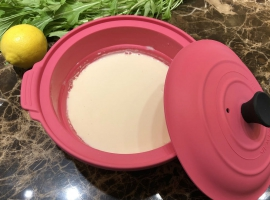 レンジで簡単、ふわとろ豆腐の作り方!アレンジレシピもご紹介